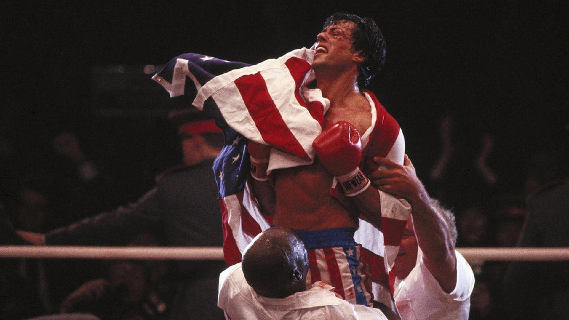 Rocky 40 years of Rocky Silvester Stallone