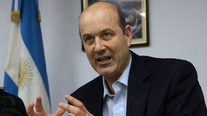 Federico Sturzenegger, ex presidente del BCRA (NA)