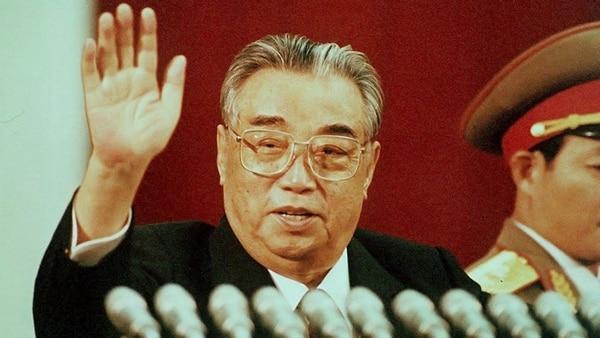 Kim Il Sung, fundador de Corea del Norte