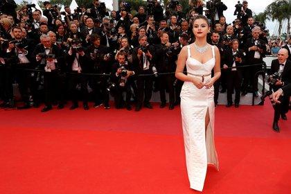 Selena Gomez expresó su amor por la serie protagonizada por Christian Serratos (Foto: EFE/Guillaume Horcajuelo)