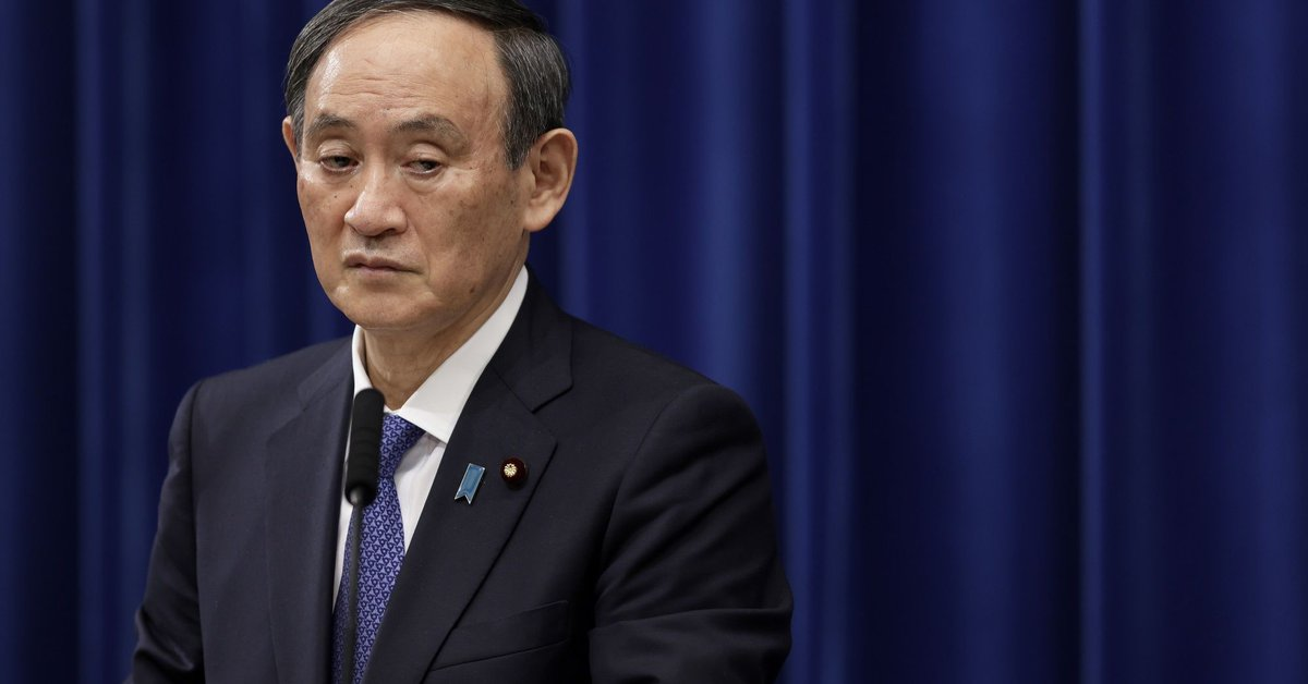 Japanese Premier Suga Vows to Defeat Virus in Policy Speech