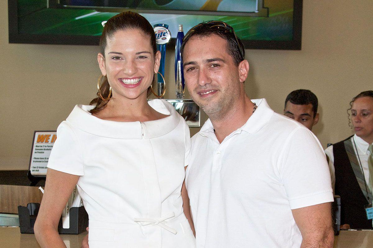 Daniela Jiménez y Daniel Trueba (Foto: Twitter@VikyFont)