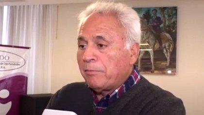 Ovidio Zúñiga, gremio gastronómico barilochense