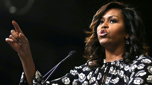 Ex Primera Dama estadounidense, Michelle Obama
