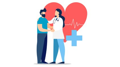 La enfermedad cardiovascular en la Argentina provoca entre 90.000 y 100.000 muertes cada año (Shutterstock)