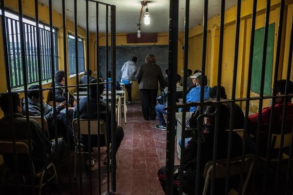Penal en la provincia de Tucumán (Pablo Toranzo)
