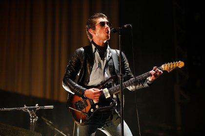 Arctic Monkeys(Chule Valerga)