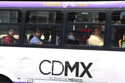 Ciudad de México el 17 de marzo de 2020.