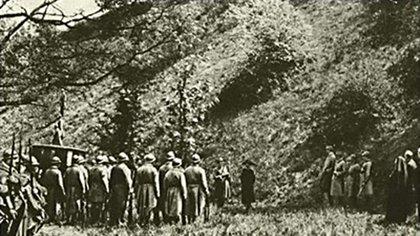Mata Hari frente al pelotón de fusilamiento. Vincennes, 15 de octubre de 1917, hace exactamente un siglo.