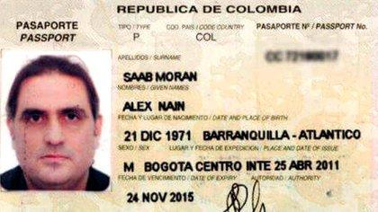 Saab se encuentra detenido en Cabo Verde