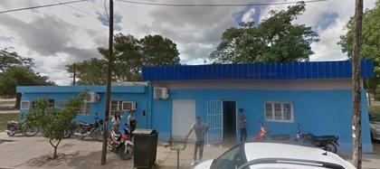 La imagen de la UPA Nº 3 de Villa Griselda, La Banda