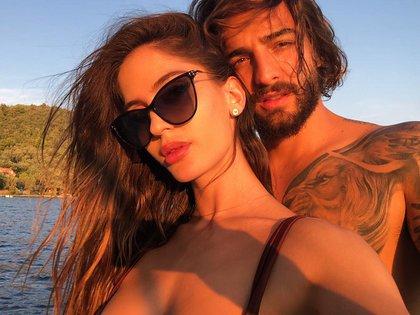 """Natalia tuvo un romance de dos años con Maluma, a quien conoció en la grabación del video """"Felices los 4"""" (IG: natalia)"""