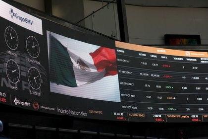 La bolsa mexicana se ha visto afectada por la caída de la bolsa estadounidense (Foto: Reuters / Henry Romero)