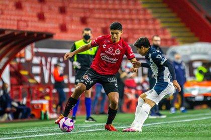 El Turco reconoció que su plantel llega en el mejor momento para jugar el partido de vuelta de la Copa MX (Foto: Cortesía / Xolos de Tijuana)