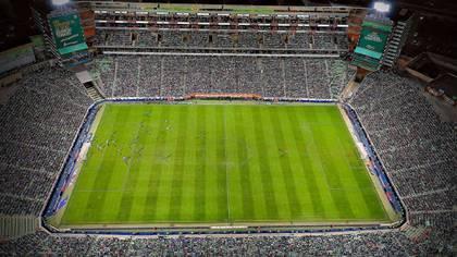 El TSM, estadio de Santos Laguna tiene una capacidad de poco más de 30 mil aficionados (Foto: Instragram/clubsantos)