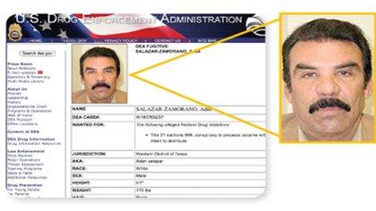 """La organización criminal fue encabezada, hasta su detención en 2011, por Adán Salazar Zamorano, """"Don Adán"""", quien fue uno de los operadores y lugartenientes de Joaquín """"El Chapo"""" Guzmán (Foto: Archivo)"""