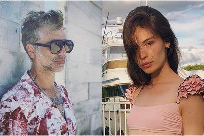 La modelo apareció en el nuevo video del cantante (Instagram)