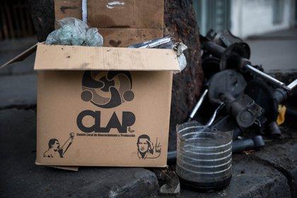 Alex Saab, nacido en Barranquilla, Colombia, y de origen libanés, está relacionado con varias empresas, entre ellas Group Grand Limited (GGL), acusada de suministrar, con sobrecostos, alimentos para un programa de ayudas del Gobierno de Nicolás Maduro conocido como CLAP (EFE/ Miguel Gutiérrez)