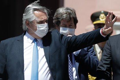 El Presidente busca ofrecer una salida en la post pandemia a la economía formal e informal