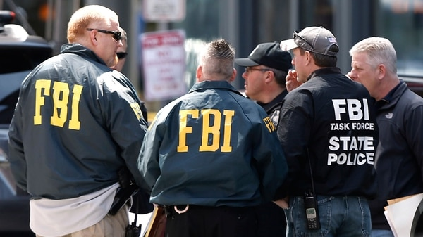 Solano fue capturado por agentes antiterroristas del FBI (AFP)