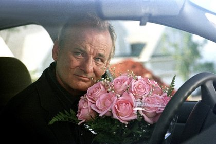 "Bill Murray en ""Flores Rotas"""