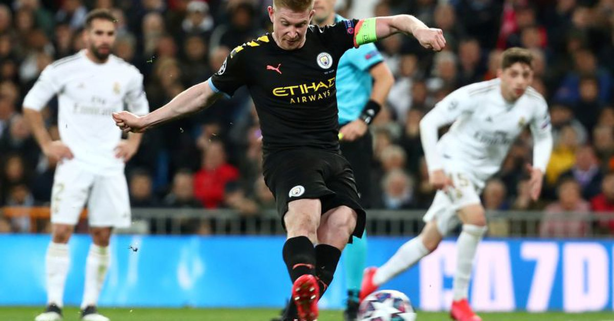 Real Madrid y Manchester City definen el boleto a los cuartos de final de la Champions League: hora, TV y formaciones  - Infobae