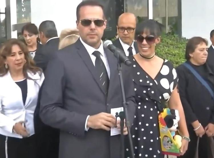 José Joel y Marysol Sosa sabían que su padre estaba siendo envenenado (Foto: Captura pantalla / Univision)