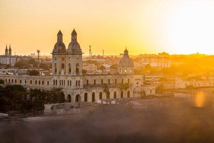 Atardecer en Barranquilla, la capital del departamento del Atlántico. Foto: Pixabay.
