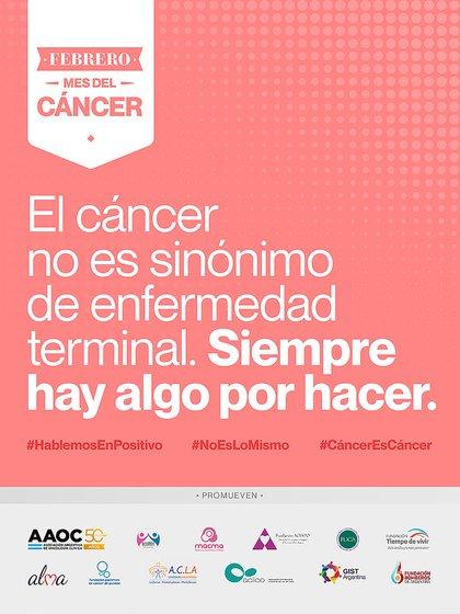 """""""Los pacientes no están en condiciones de recibir información asociada a la ´lucha que tienen que enfrentar para vencer la enfermedad´; para ´no morir´. Esa idea está totalmente alejada de la realidad actual del cáncer"""", afirma Marta Artigas, presidenta de Fundación ACIAPO."""