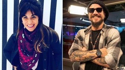 Después de cuatro años de un primer acercamiento, volvieron a vincular a Gianinna Maradona con Daniel Osvaldo