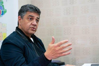 El intendente de Vicente López, Jorge Macri