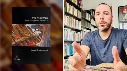 Cómo ruge la literatura argentina de hoy: Maximiliano Crespi y un safari por los escritores reaccionarios, progresistas e infames