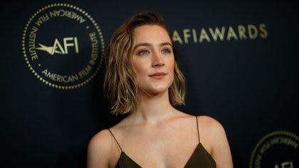 Saoirse Ronan (Crédito: Reuters / Mario Anzuoni)