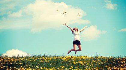 Hay que entrenar a la felicidad (Shutterstock)