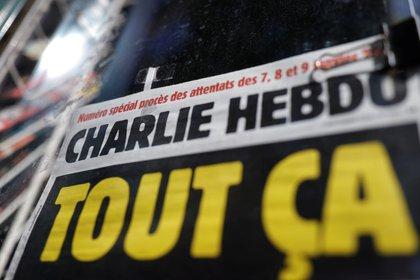 La portada de Charlie Hebdo (Reuters)