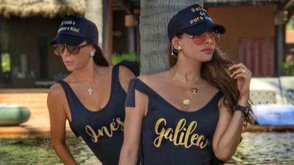 Inés y Galilea tienen una relación bastante cercana (Instagram)