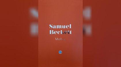 """""""Molloy"""" (Ediciones Godot, 2020) de Samuel Beckett"""