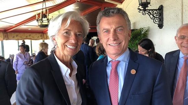 Mauricio Macri desea comunicar en Wall Street su nuevo acuerdo con el Fondo Monetario Internacional
