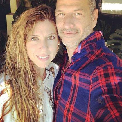 Florencia Bertotti y Federico Amador (Foto: Instagram)