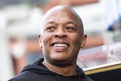 El rapero Dr. Dre ya salió del hospital (Foto: EFE/EPA/ETIENNE LAURENT)