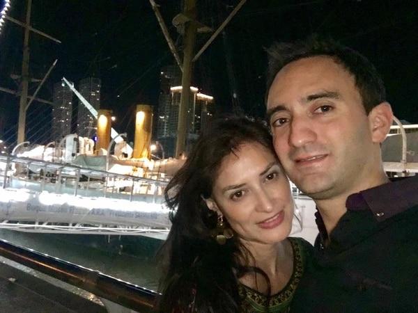 Evanyely Zamorano y su marido, Emanuel Pacheco están destruidos por la muerte de Katherine Winter