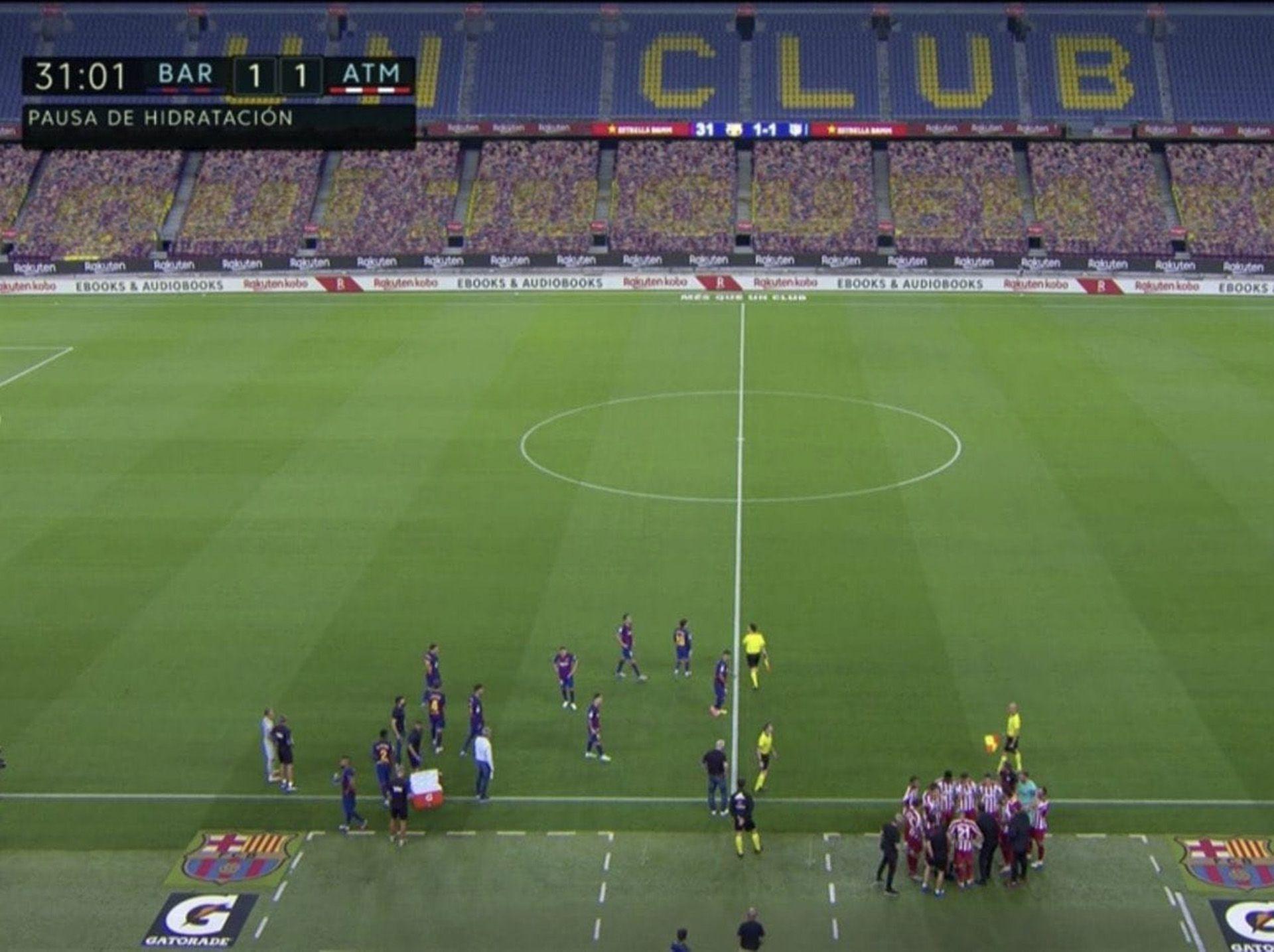 Atlético de Madrid Barcelona