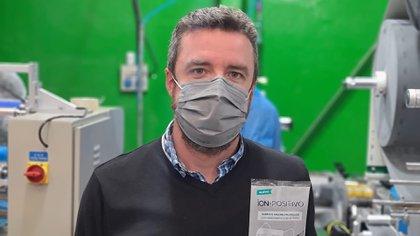 La empresa textil que estaba en crisis y se reconvirtió en plena pandemia: inventaron un superbarbijo y ahora emplean a 90 personas