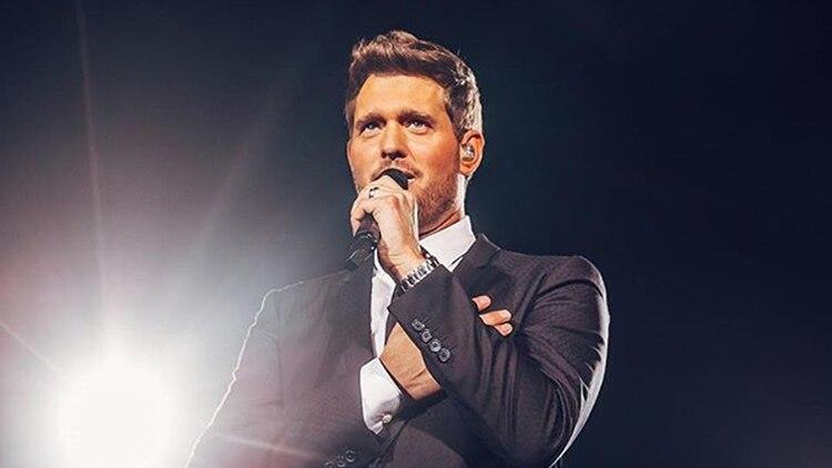 Michael Bublé ha pospuesto sus presentaciones en territorio mexicano (Foto: Michael Bublé)