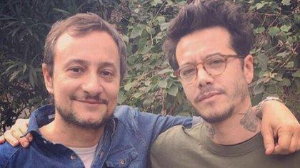 Pablo Culell y Sebastián Ortega