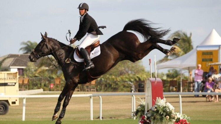 Emmanuel Andrade, hijo de un exmilitar chavista condenado en Estados Unidos, tendría negocios de venta y entrenamiento de caballos en Colombia.