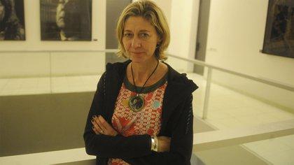 Christina Lamb, una de la corresponsales de guerra más importantes del mundo
