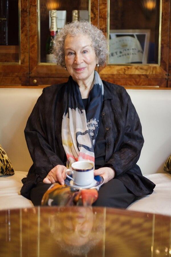 Margaret Atwood (Gentileza Editorial Salamandra)