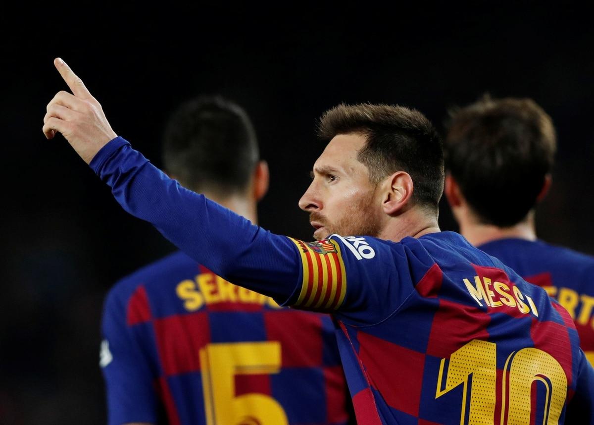 Por primera vez en ocho años, Lionel Messi no fue convocado para un partido de Champions League - Infobae