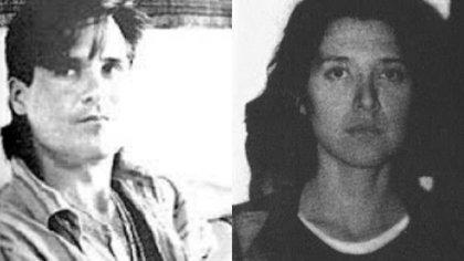 Adolfo de Jesús Constanzo, y Sara Aldrete, indentificados como los líderes de la banda (Foto: archivo)